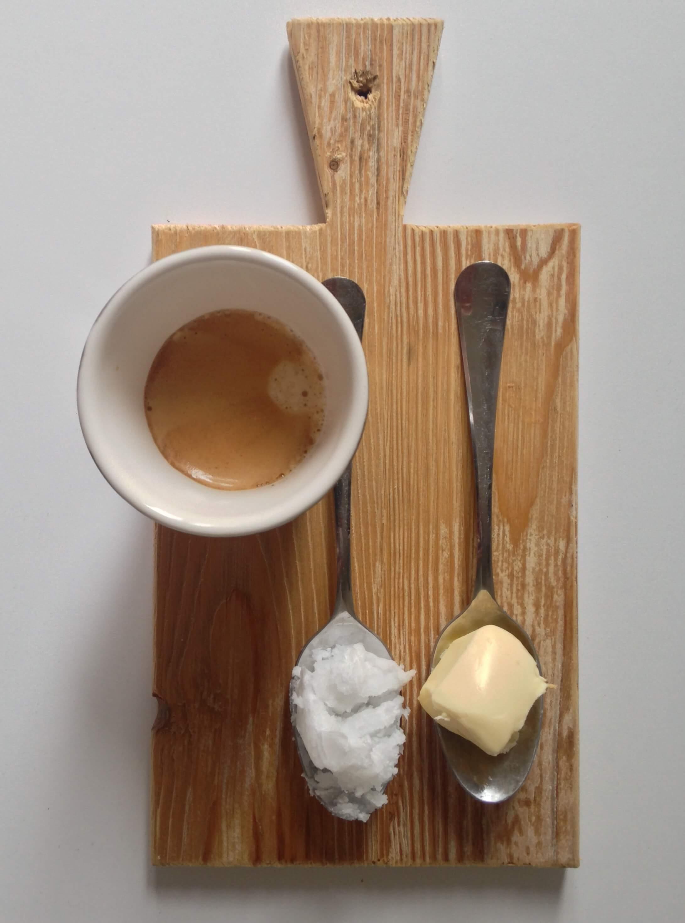 bulletproof koffie afvallen