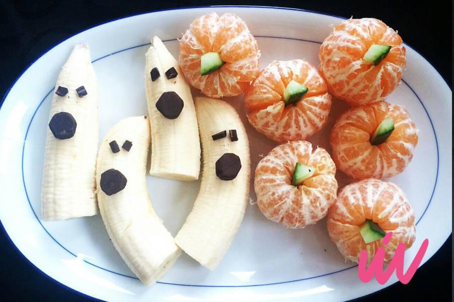 Halloween Eten Kinderen.Mmm Lekker En Gezond Griezelen