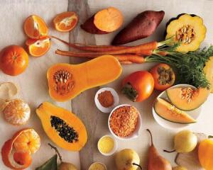oranje voeding