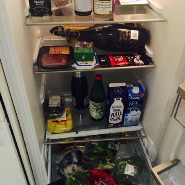 in mijn koelkast - viv