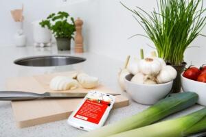 zoutarm koken met kruiden nierstichting
