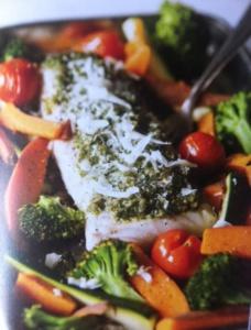 Kabeljauw vis recept