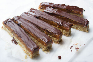 vegan twix repen