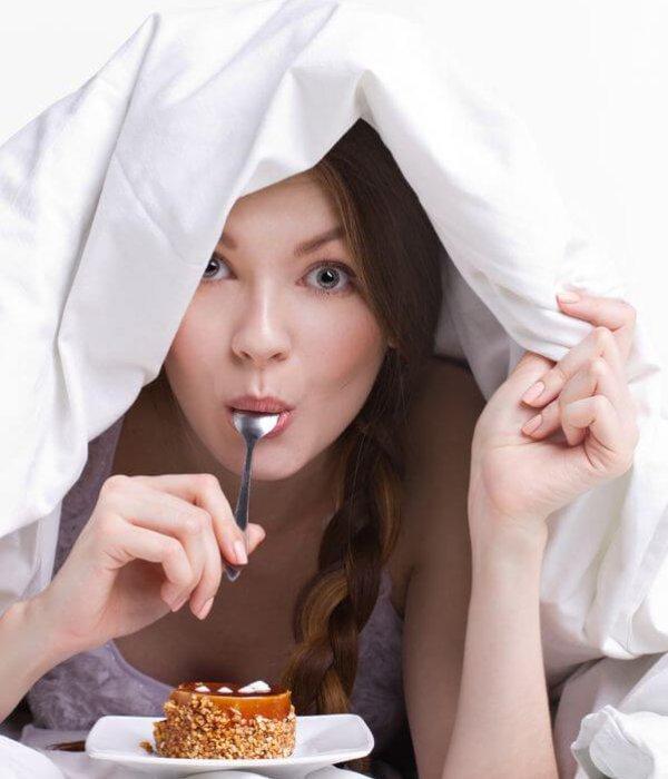 voeding nachtrust