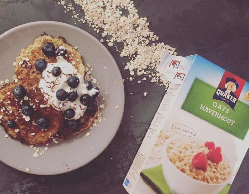 quaker ontbijt inspiratie
