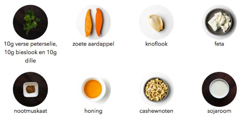ingredienten ovenschotel z-a schotel