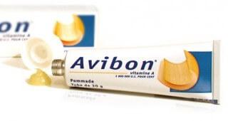 Vivonline Avibon vitamine A creme wondermiddel