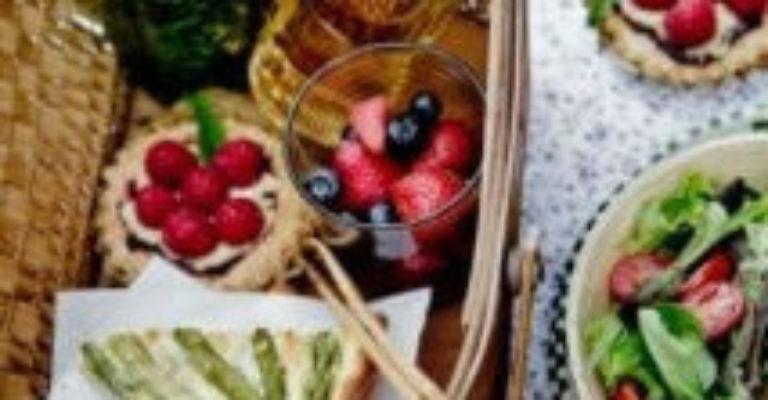 zomerse snacks