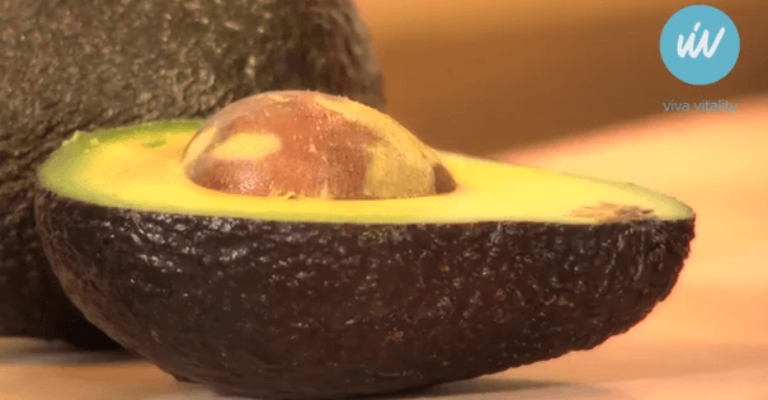 Avocado cracker