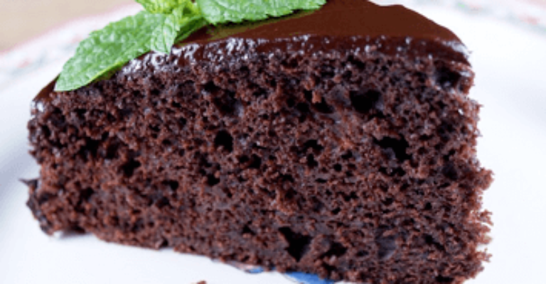 courgette chocoladetaart