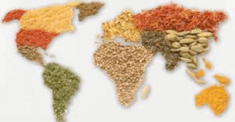 internationaal gezond eten