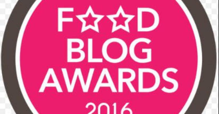 foodblog awards 2016