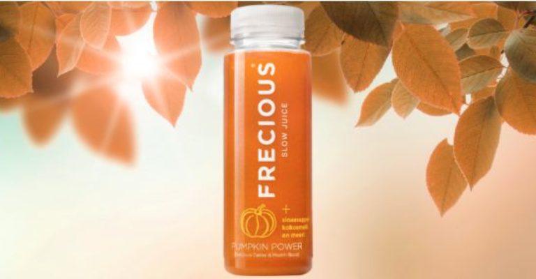 herfst juice pumpkin power