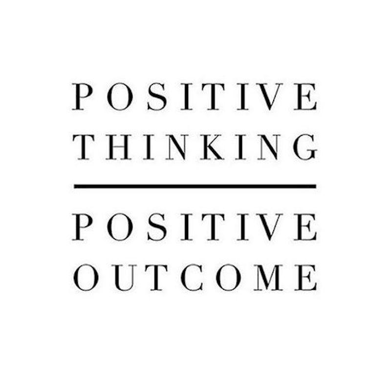 Voorkeur Positief zijn is belangrijk voor je gezondheid, ben jij het altijd? GK05