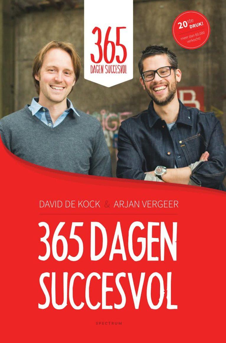 365 dagen succesvol - arjan vergeer & david de kock
