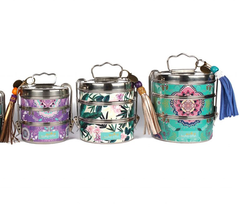 Boho Tiffin lunchbox