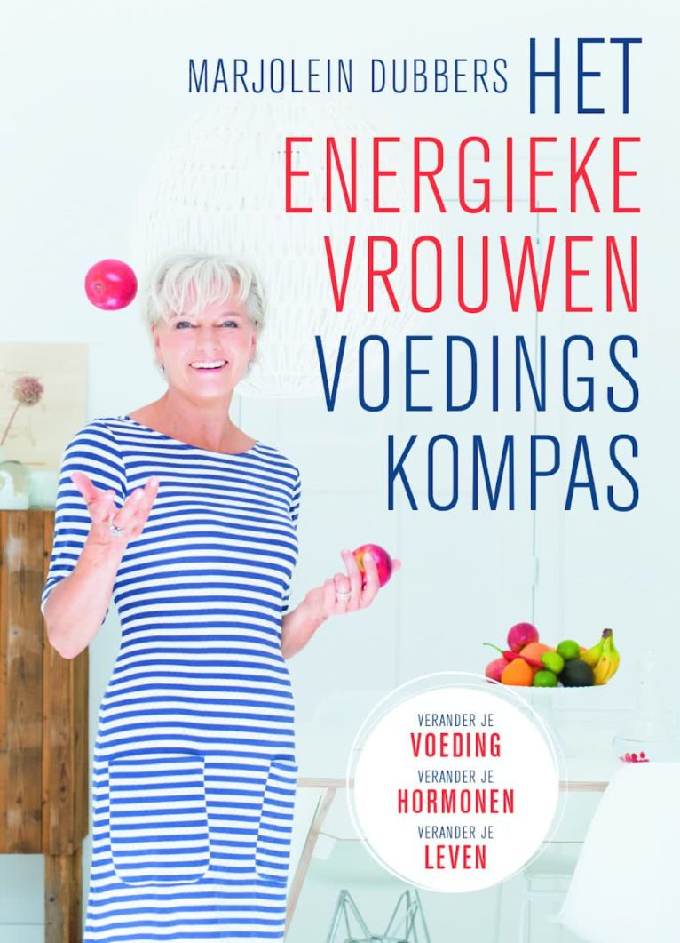Energieke vrouwen voedingskompas - Marjolein Dubbers
