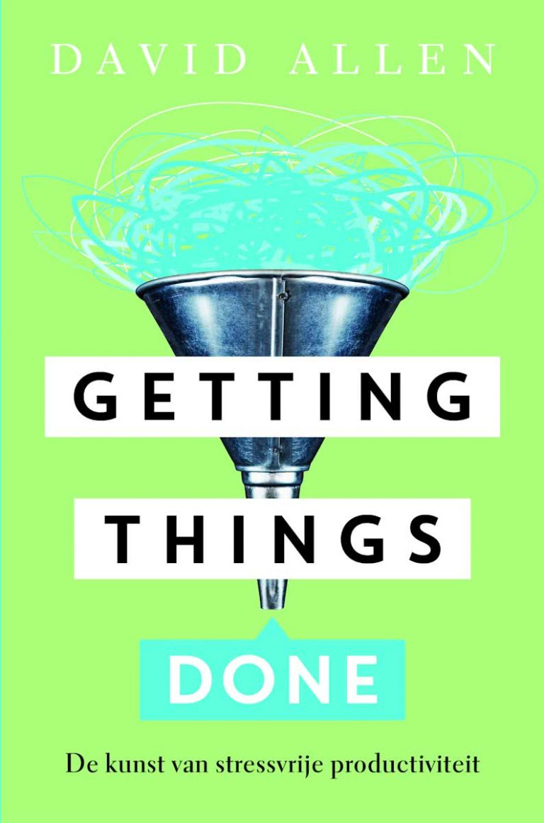 Getting things done - David Allen - Viv Online