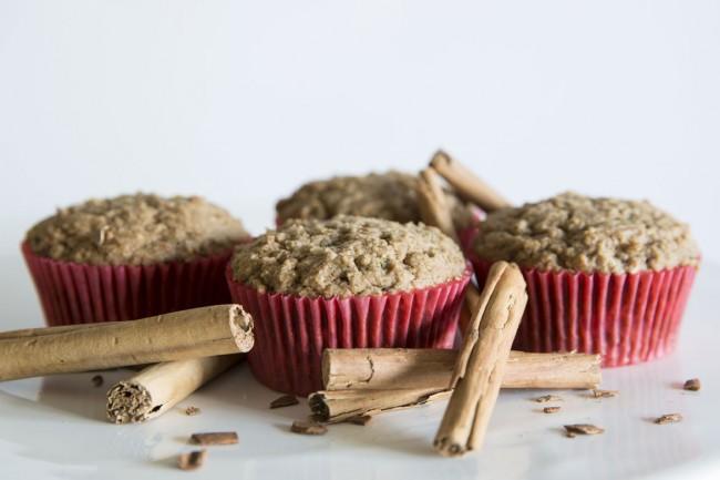 Cinnamon Cupcakes - The Good Stuff Bakery - Viv Online