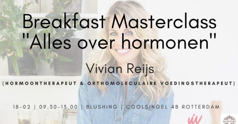 masterclass hormonen