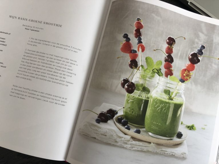 basis groene smoothie