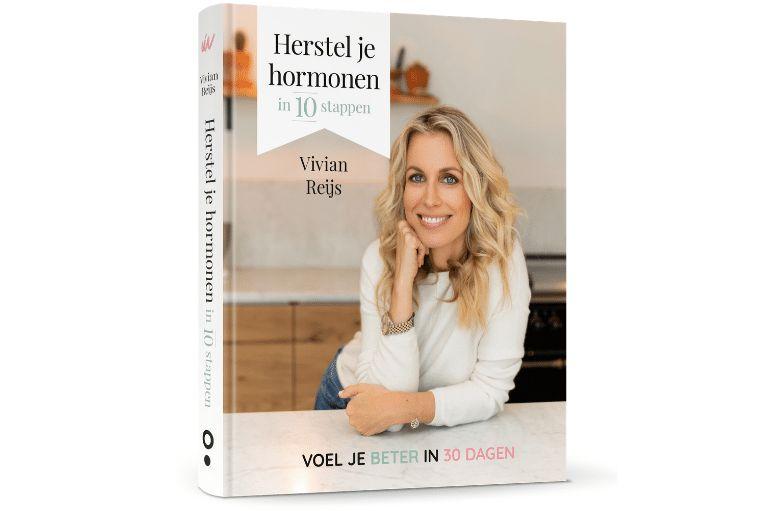 Vivian Reijs Herstel je hormonen in 10 stappen